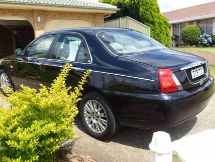 2005 Rover 75 Sedan