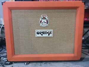 Orange rockerverb 50 212 combo + fender blacktop