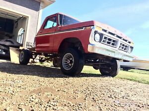 ISO: 1974 Ford Truck Parts