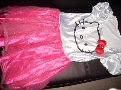 mkleid (3 teilig) Gr. 140 (Kitty Kostüm)