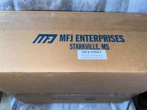 MFJ 998RT HF Legal Limit Remote Automatic Antenna Tuner