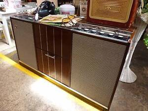 Philips Glideomatic radiogram turntable Stawell Northern Grampians Preview