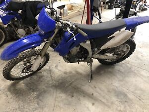 Yamaha WR 450 for sale
