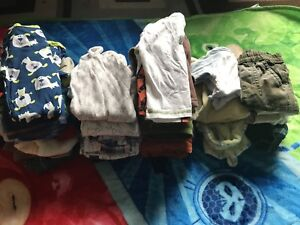 Lot of 0-6 month clothing