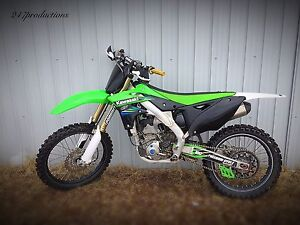 2014 KX250F LOCATED IN AMHERST NS