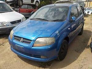 WRECKING / DISMANTLING 2006 HOLDEN TK BARINA 3D 1.6L MANUAL North St Marys Penrith Area Preview