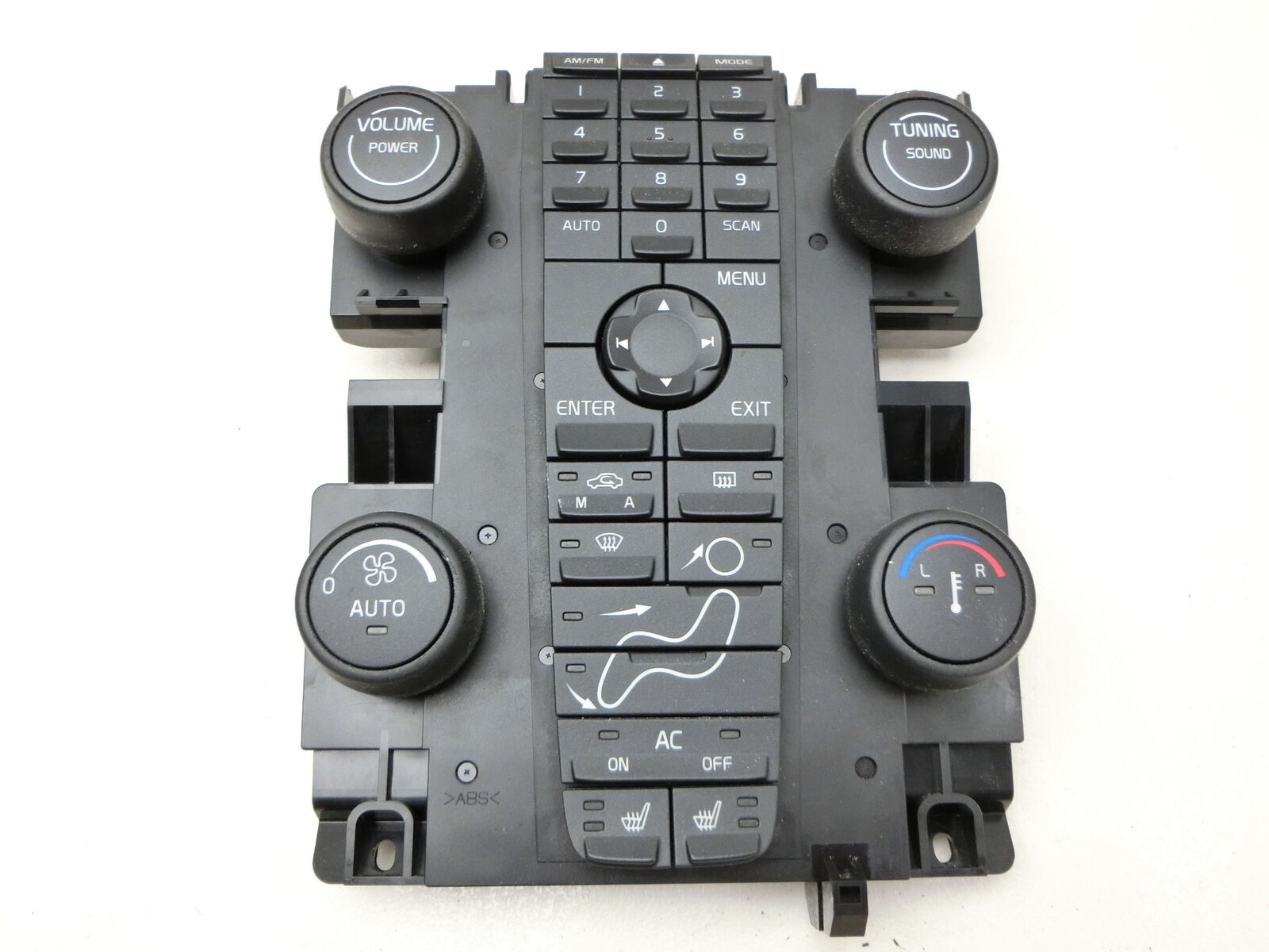 operation unit Control Unit Heater Climate Control Panel for Volvo V50 MW