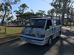 Duel Fuel Campervan Redcliffe Redcliffe Area Preview
