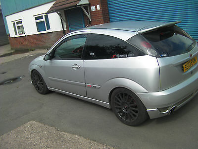 MK1 FORD FOCUS ST170 BREAKING WHEEL NUT FULL RECARO LEATHER COILOVERS ALL PARTS