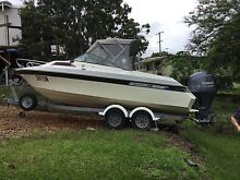 Haines Signature 600 LE 150 Yamaha four stroke Nambour Maroochydore Area Preview