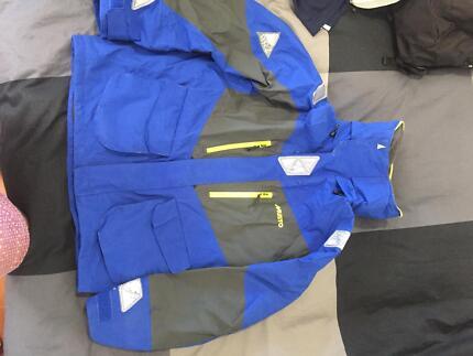 Musto BR2 waterproof offshore jacket