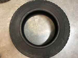 2 Goodyear Winter Nordic Tires !