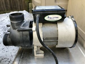 Ultima III Pump 1,  Speed with Air Switch , Plug