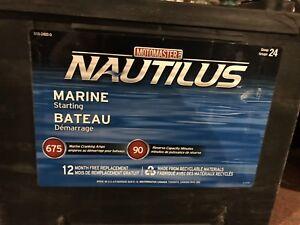 Nautilus marine battery 12v
