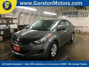 2013 Hyundai Elantra L*POWER WINDOWS/LOCKS/MIRRORS*CLIMATE CONTR
