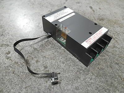 Used Cutler Hammer 9966d75g02 Iq Data Plus Ii Three-phase Power Supply Module