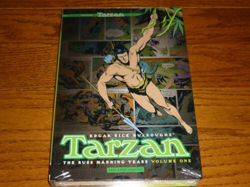 Tarzan Archives Volume 1 The Russ Manning Years SEALED hardcover, Dark Horse