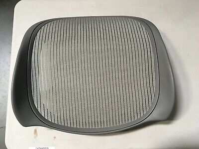 Herman Miller Aeron Chair Replacement Seat Pan S8-3v03 Titanium Small Size A Oem