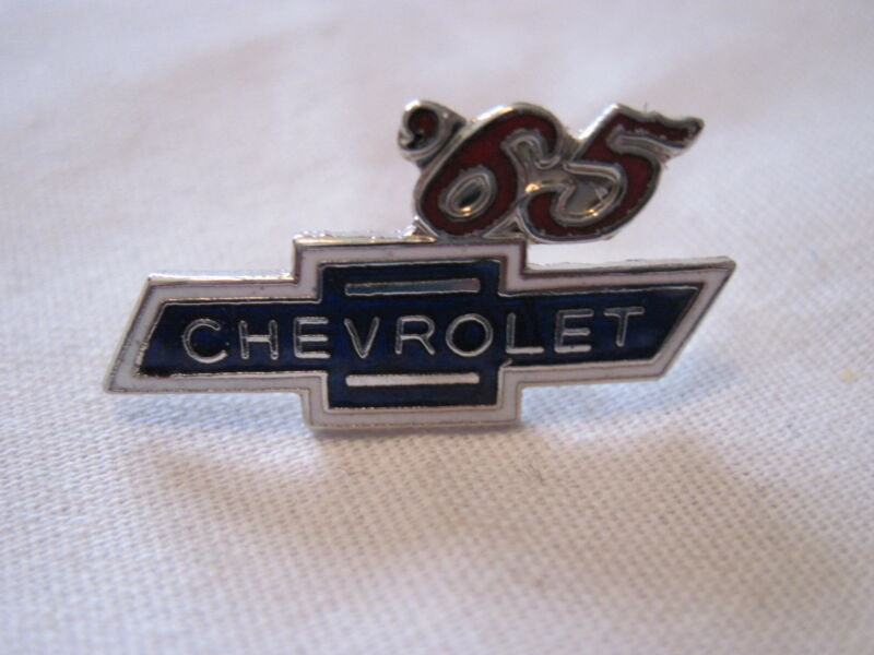 1965 CHEVROLET  CHEVY HAT PIN,LAPEL PIN ,TIE TAC