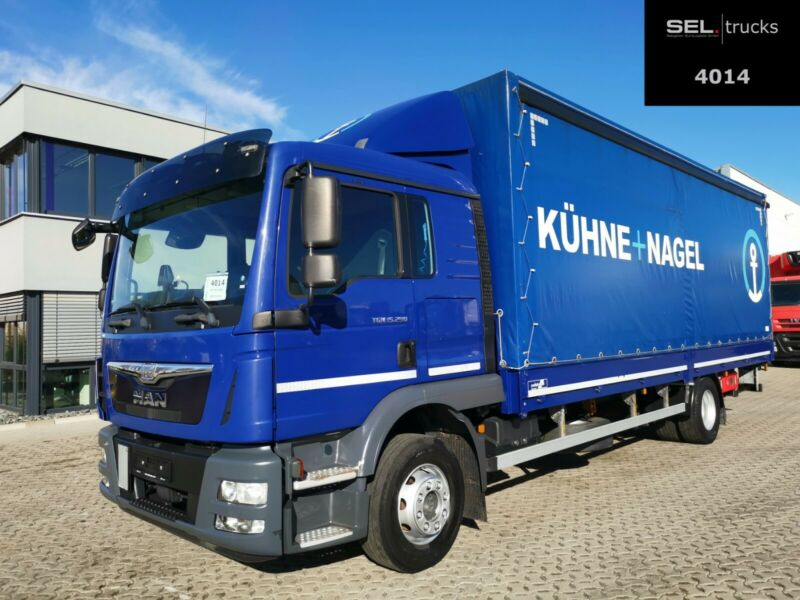 MAN TGM 15.290 4x2 BL / Ladebordwand / NAVI