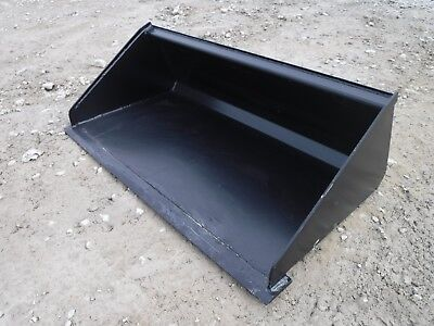 Toro Dingo Mini Skid Steer Attachment 48 Low Profile Smooth Bucket - Ship 179