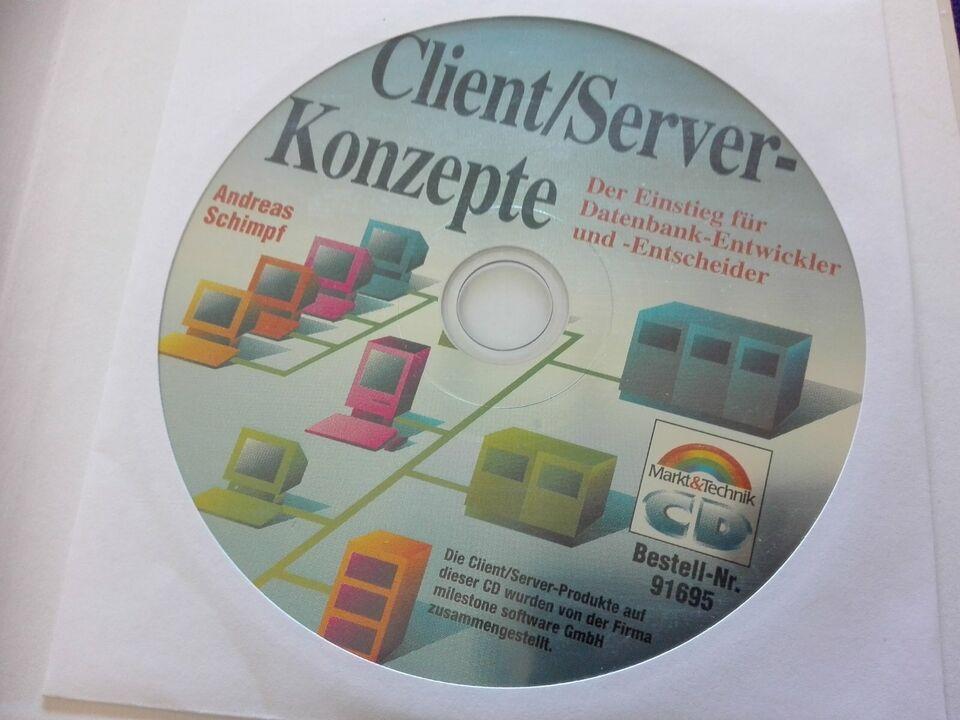 Client / Server Konzepte-mit CD-Rom- Einstieg in Berlin