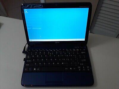 """11.6"""" Acer Aspire One Laptop Netbook AO751h Intel Atom 1.33Ghz  2GB RAM Webcam"""