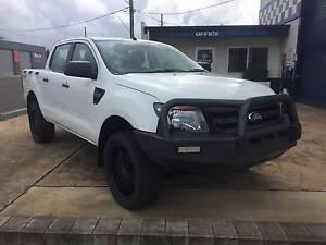 2012 Ford Ranger Ute Bundaberg Central Bundaberg City Preview