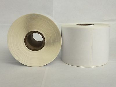 12 Rolls 30258 Veterinary Diskette Dymo Compatible Labels 2.125x2.75 400 Pr