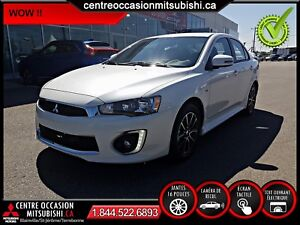 Mitsubishi Lancer SE LTD 2017, MAGS 16 PO. BLUETOOTH, CRUISE, AU