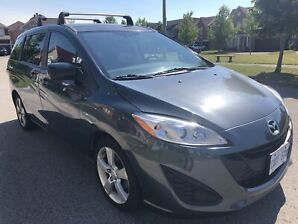 2013 Mazda 5 in great condition