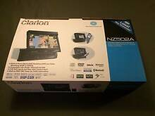 Clarion NZ502A DVD GPS Single DIn Car Audio Player Calamvale Brisbane South West Preview