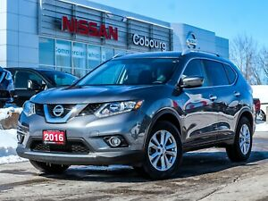 2016 Nissan Rogue SV No Accidents One Owner  FREE Delivery