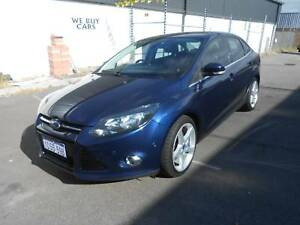 2011 Ford Focus Titanium 2.0L Auto - 4 Door Sedan Wangara Wanneroo Area Preview