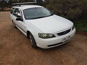 BA Ford Wagon Port Wakefield Wakefield Area Preview