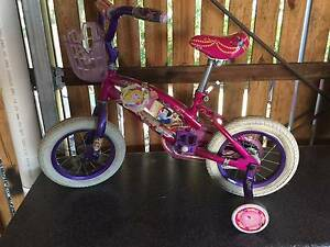 Girls Disney Bike Eatons Hill Pine Rivers Area Preview