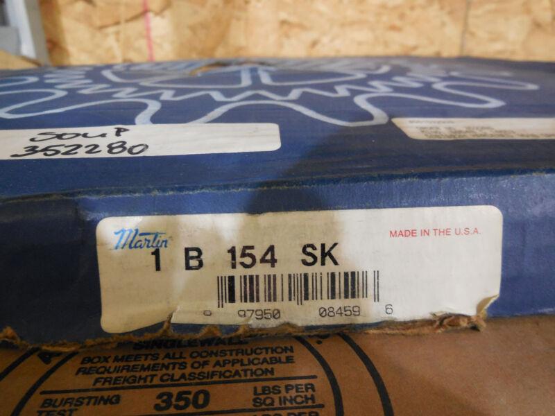 NEW MARTIN 1-B-154-SK  SHEAVE 1B154SK
