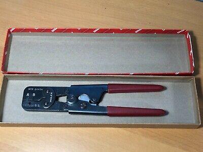 Molex Htr2445a Hand Crimp Tool Htr-2445a 11-01-0026 24 -18 Awg