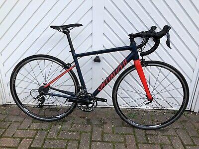 Specialized Allez Road Bike 52cm Men's Sora Carbon Fork