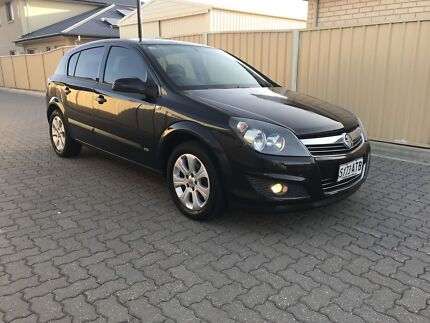 Holden Astra 2008 60th Anniversary Hatch! Auto 4cyl at a Bargain Price
