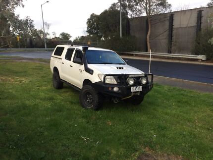 Toyota Hilux SR 2008 with mods Knoxfield Knox Area Preview