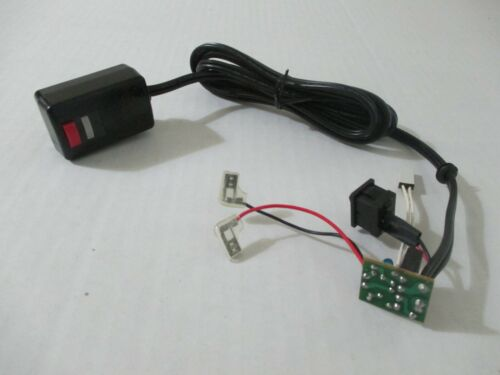 ZENTAR MODEL ZTT-10-1 CURRENT LEAKAGE PROTECTION PLUG CABLE WIRES ON/OFF SWITCH