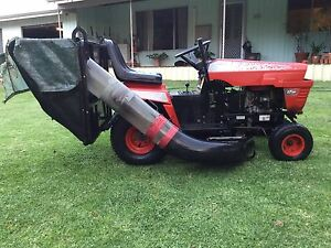 Rover Rancher Ride-on Lawn Mower Hydro-Drive Brunswick Harvey Area Preview