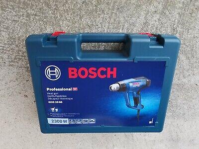 Bosch Maschinenkoffer Leerkoffer für Bosch GHG 23 Heißluftgebläse