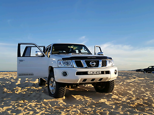 2012 Nissan Patrol GUVIII Auto 3.0 Turbo Diesel Berkeley Vale Wyong Area Preview