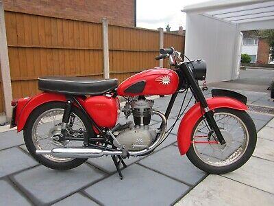 Bsa C15 1961 250cc Motor Cycle