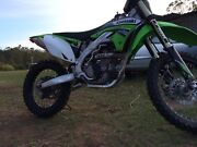 2011 kx 450f Grafton Clarence Valley Preview