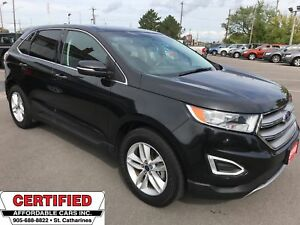 2015 Ford Edge SEL **START, HTD LEATH, BACKUP CAM **