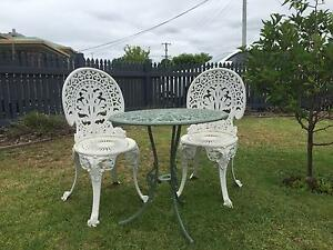 3pc Wrought iron outdoor setting. Nowra Nowra-Bomaderry Preview