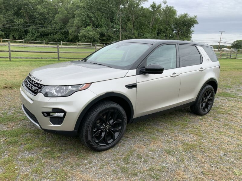 Image 1 Voiture Américaine d'occasion Discovery Sport 2017